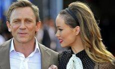 Danielis Craigas ir Olivia Wilde