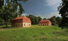Netoli sostinės esantys Liubavo dvaro baroko pastatai tapo muziejumi