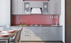 Kaip efektyviai išnaudoti virtuvės kampus