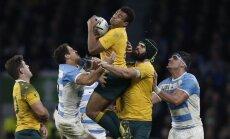 Regbis: Australija - Argentina