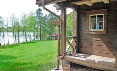 Skandinaviško tipo rąstinė sodyba: kaip įrengti?