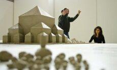 Gruzinų šiuolaikinio meno paroda Spėjant ateitį