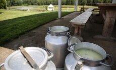 Pieno gamintojai galės gauti paramą