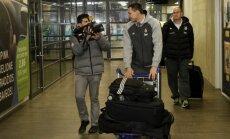 Madrido Real krepšininkai atvyko į Kauną