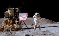 NASA astronautai Mėnulyje (Apollo 16 misija)