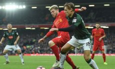 Liverpool – Plymouth