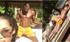 Usaino Bolto atostojų akimirkos