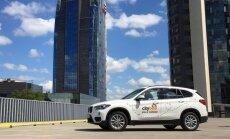 CityBee papildė BMW X1