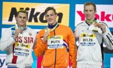 Kanada, pasaulio plaukimo čempionatas, Simonas Bilis