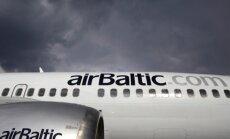 AirBaltic jet