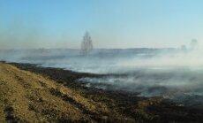 Degantys ūkininkų laukai