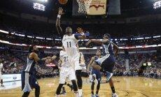 Naujojo Orleano klubas žaidžia geriausią krepšinį šiame sezone.