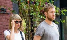 Taylor Swift ir Calvin Harris