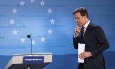 Nyderlandų Senatas pritarė ES ir Ukrainos asociacijos sutarties ratifikavimui