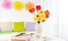 5 idėjos, kaip pavasarį atnaujinti interjerą