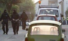 Policija Vokietijoje
