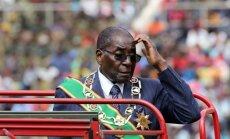 Robertas Mugabė