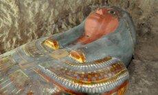 Egipte atrasta mumija