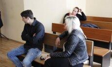 Gražvydas Martinkus ir Natalija Ščerbakova.