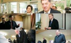 Algirdas Butkevičius, Gabrielius Landsbergis, Gabrielius Landsbergis, Rolandas Paksas, Valentinas Mazuronis, Saulius Skvernelis