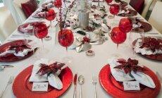 9 dekoravimo idėjos jūsų kalėdiniam stalui