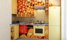 Kaip įvesti tvarką virtuvės spintelėse