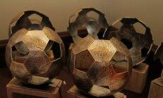 Geriausio Lietuvos futbolininko apdovanojimai