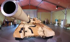Modernizuotas tankas T-72