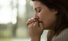 Slidi riba tarp sveikos baimės ir nerimo sutrikimų