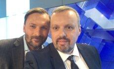 Mantas Petruškevičius ir Andrius Užkalnis