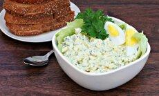 Kiaušinių mišrainė