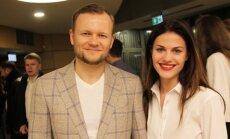 Darius Pinkevičius ir Justė Pinkevičienė