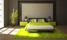 5 originalios idėjos miegamojo kambariui