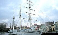 """Laivas """"Meridianas"""", Klaipėda"""