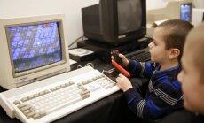 Ne vieno pirmoji pažintis su kompiuteriais buvo štai tokia
