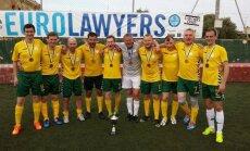 Lietuvos advokatūros futbolo komanda Advoco