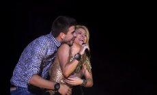 Gerardas Pique ir Shakira
