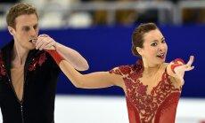 Allison Reed ir Vasilijus Rogovas