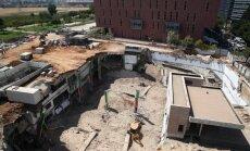 Tel Avive sugriuvus pastatui žuvo mažiausiai 15 žmonių