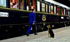 """Venecijos """"Simplon-Orient-Express"""" traukinys"""