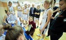 Vilniaus Kibirkšties krepšininkės