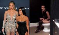 Khloe ir Kourtney Kardashian