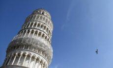 Pizos bokštas Toskanoje (Italija)