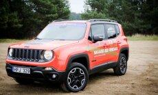 Jeep pardavimai lapkritį augo 50 proc.