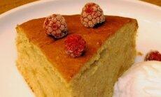 Purus cukinijų pyragas