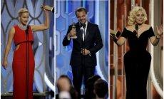 Jennifer Lawrence, Leonardo DiCaprio, Lady Gaga