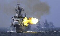 Pasaulio dėmesys krypsta į Baltijos jūrą – Rusija ir Kinija karines pratybas čia rengia neatsitiktinai