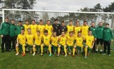 Lietuvos U17 vaikinų futbolo rinktinė