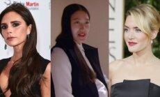 Victoria Beckham, Lu Hui, Kate Winslet