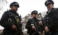 Londono policijos pareigūnai
